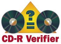 CD-R Verifier full screenshot